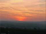 <h5>Sonnenuntergang am Taunus </h5>
