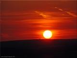 <h5>Sonnenuntergang am Taunus</h5>