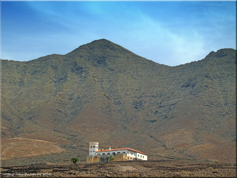 Die geheimnisvolle Villa Winter bei Cofete auf Fuerteventura 2020